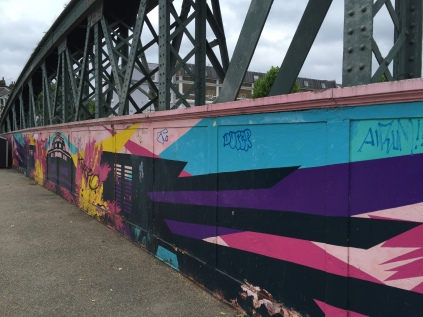 Another mural in Camden. The U.K. Is full of beautiful murals.