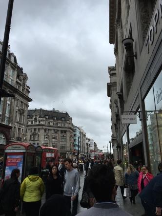 rainy days in the city-still busy!