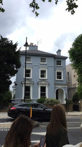 Daniel Craig's house.