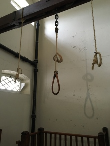 where 17 prisoners were hung