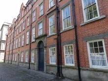 Trinity College dorm