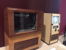 The oldest surviving color television