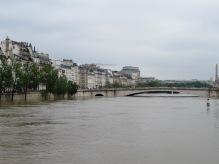 Flooding in Paris