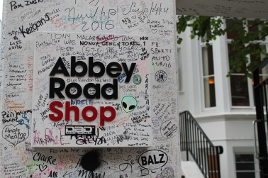 Abbey Road Shop, Abbey Road Studios